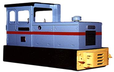 BD70 locomotive