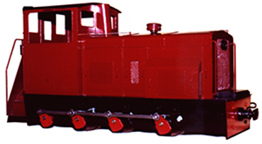 Dick Kerr locomotive