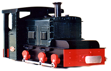 Fowler 30hp locomotive
